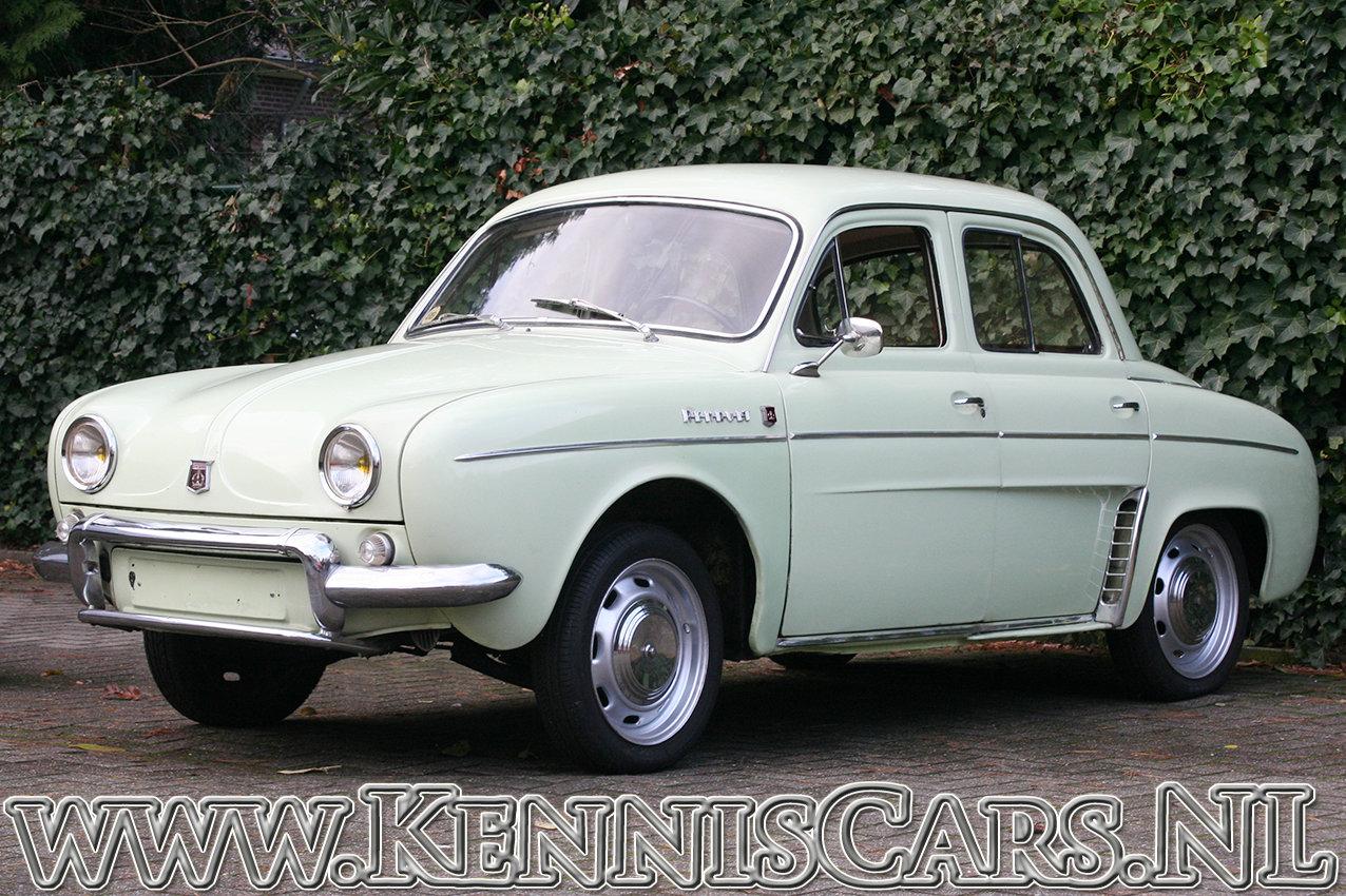 GORDINI Renault Dauphine Gordinin 1963 For Sale (picture 6 of 6)