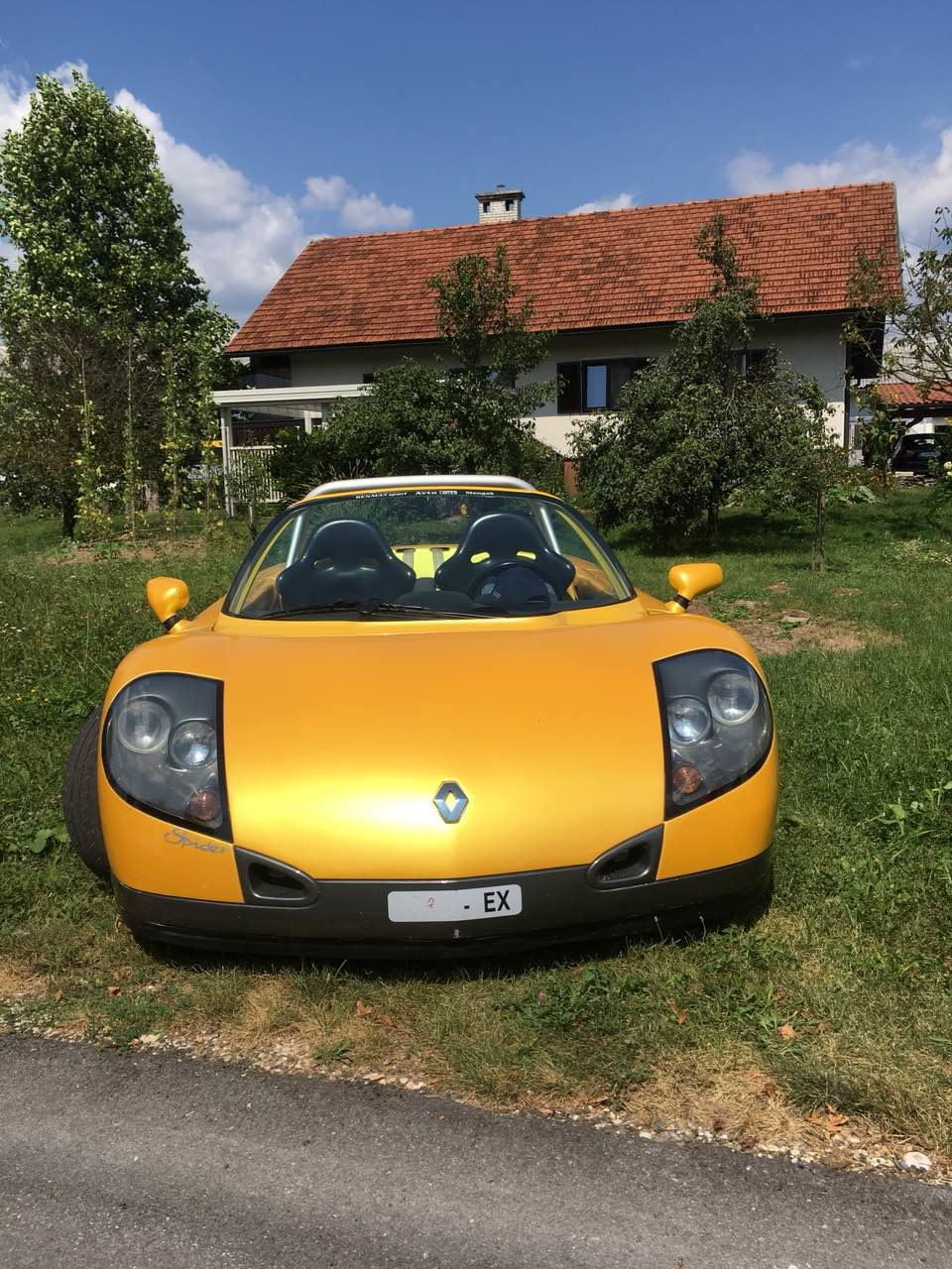 2006 Renault Sport spider For Sale (picture 1 of 4)