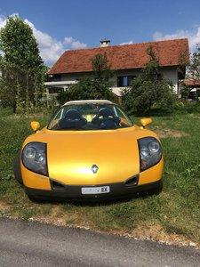2006 Renault Sport spider