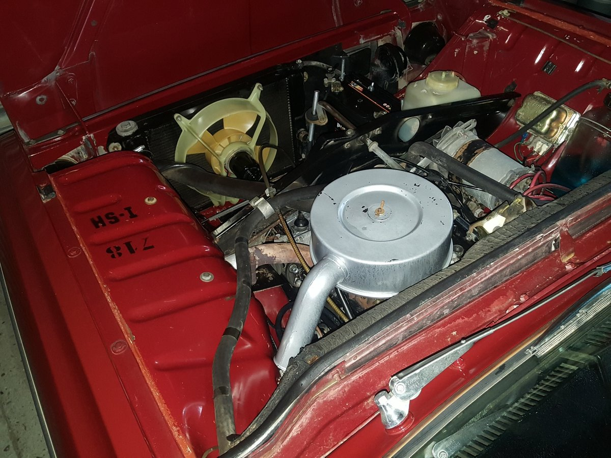 1977 Renault R6 GTL in lovely all round condition. For Sale (picture 5 of 6)