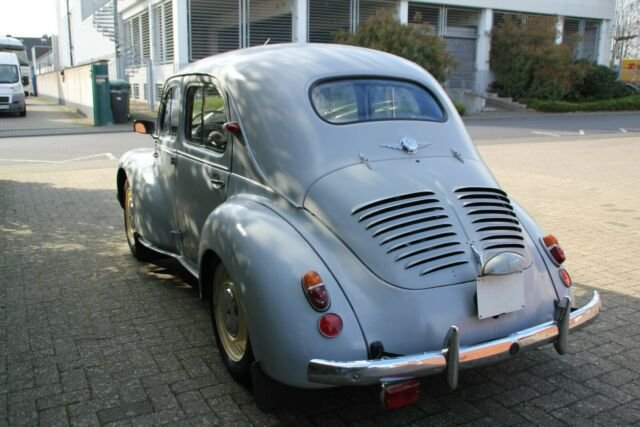 Renault 4CV, 1960, 6.900,- Euro For Sale (picture 2 of 6)