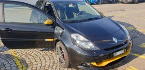 Clio III RS Red Bull