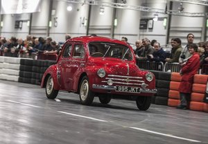 1960 Renault 750/4CV Totally restored at a cost over £35,000