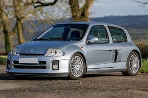 2001 Renault Clio Sport V6 - Left hand drive 44,495 miles