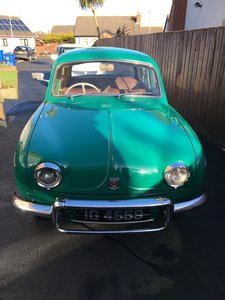 1959 Renault Dauphine