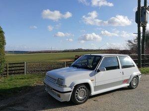 1990  Renault 5 GT Turbo £7 - £9000
