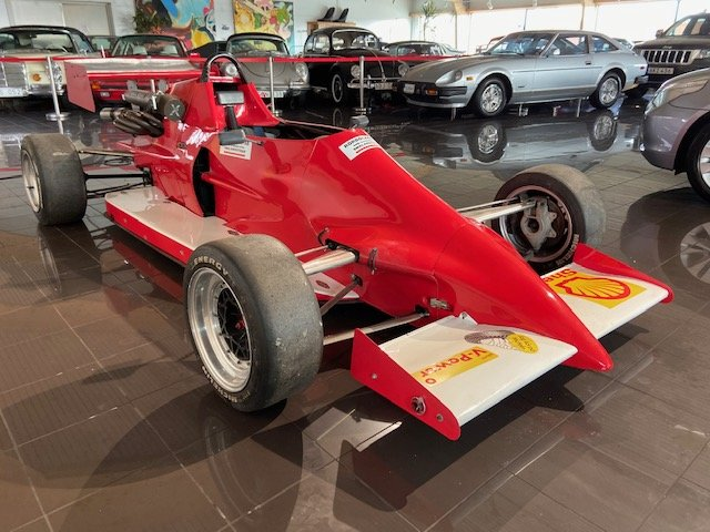 1990 Formula 2000 For Sale (picture 4 of 5)