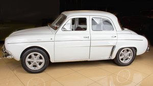 1967 Renault Dauphine Gordini Coupe clean Ivory driver $14.9
