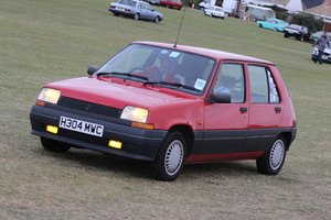 1990 Renault 5 1.4 Automatic