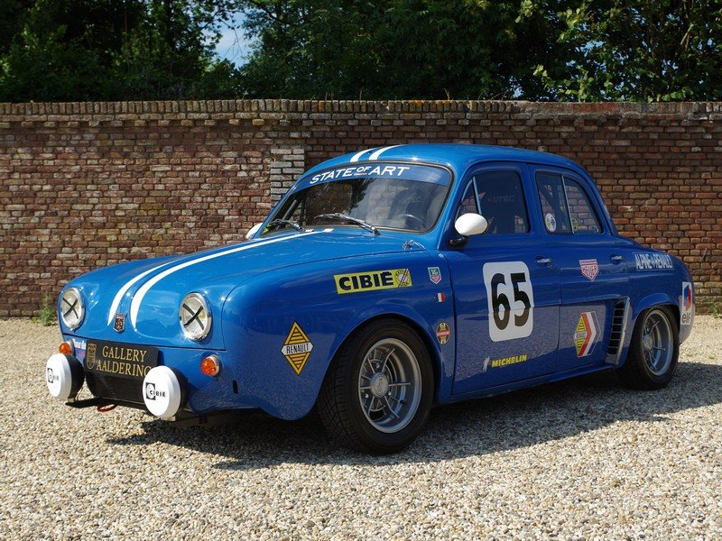 1965 Renault Dauphine 'Gordini' specs 5-speed, completely revised For Sale (picture 1 of 6)