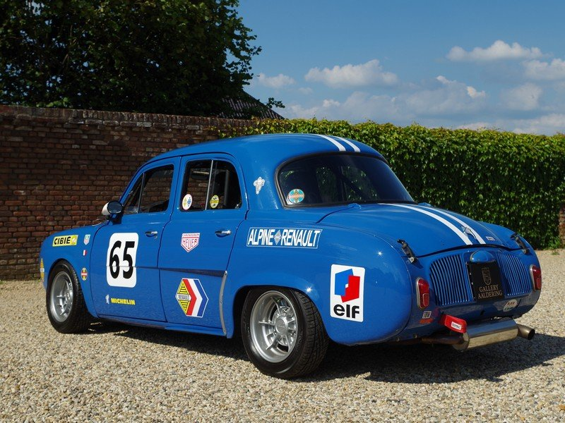 1965 Renault Dauphine 'Gordini' specs 5-speed, completely revised For Sale (picture 2 of 6)