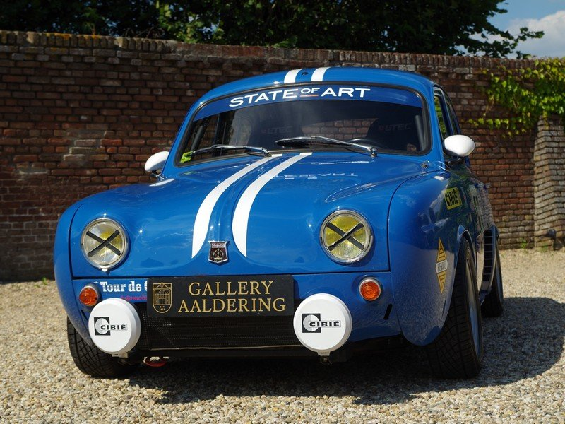 1965 Renault Dauphine 'Gordini' specs 5-speed, completely revised For Sale (picture 5 of 6)