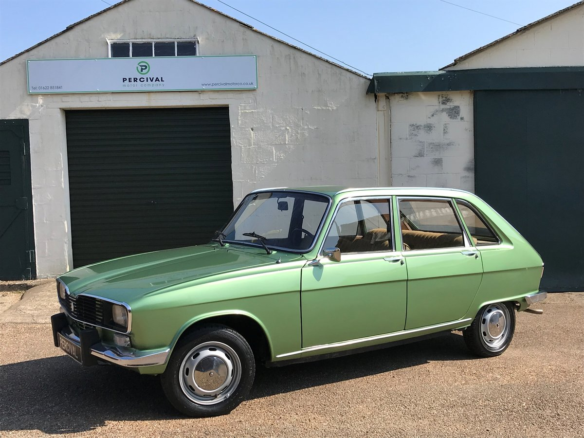 1976 Renault 16TL, SOLD For Sale (picture 1 of 6)