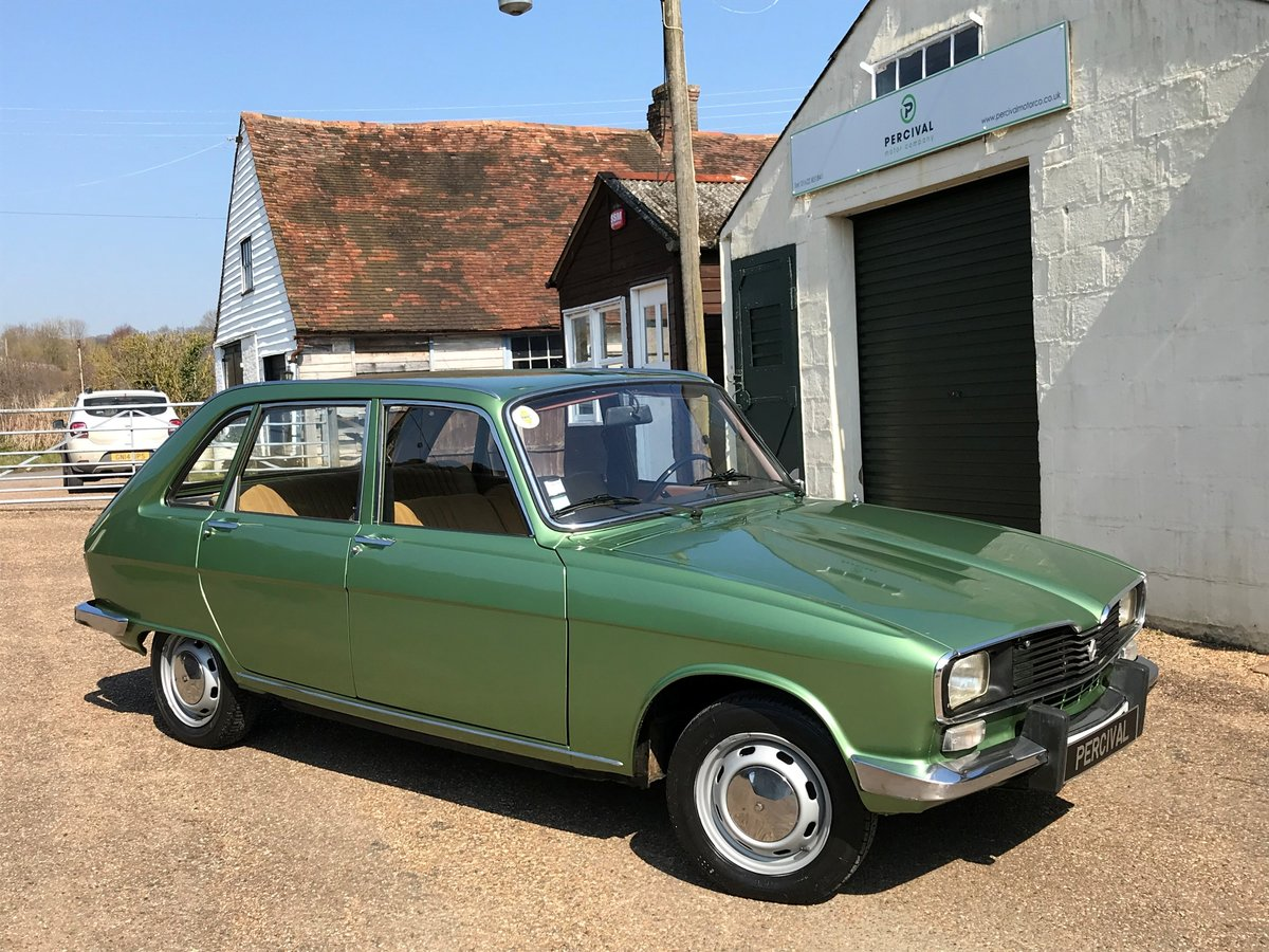 1976 Renault 16TL, SOLD For Sale (picture 4 of 6)