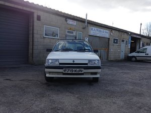 1988 Renault 11 GTL 12 Month MOT