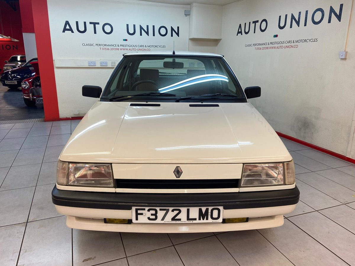 1988 RENAULT 11 GTL For Sale (picture 4 of 6)