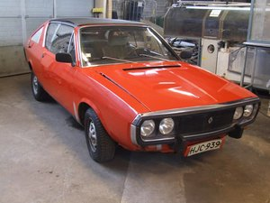 1973 Renault 17 TL  For Sale