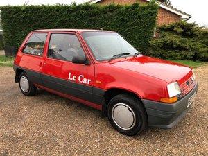 1988 Renault 5 TL