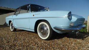1965 Renault Caravelle covertible , tin top