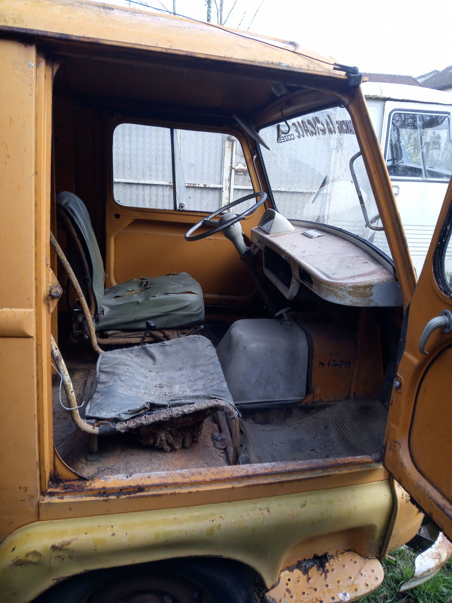 1967 Classic French Renault Estafette 800 Van  For Sale (picture 3 of 6)