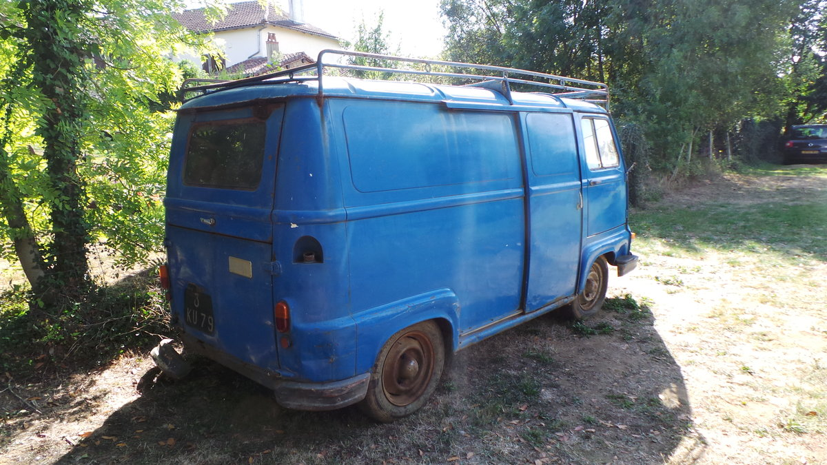 1969 Renault Estafette 800 LHD Original French Classic  For Sale (picture 2 of 6)