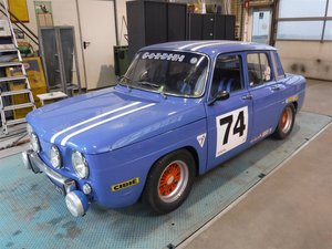 Renault Gordini Rally replica  1969
