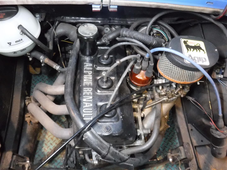 Renault Gordini Rally replica  1969 For Sale (picture 5 of 6)
