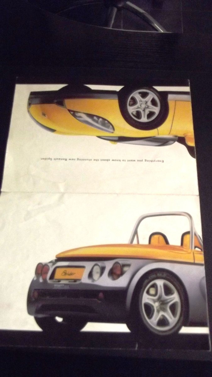0000 RENAULT MEMORABILIA FOR SALE - OFFERS For Sale (picture 5 of 6)