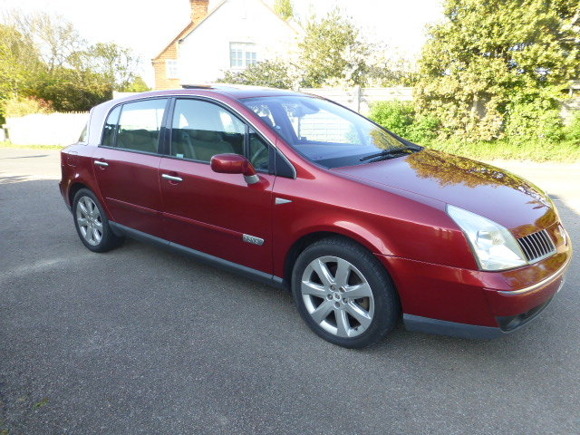 2002 Renault Vel Statis Initiale 3.5  V6 Automatic For Sale (picture 1 of 6)