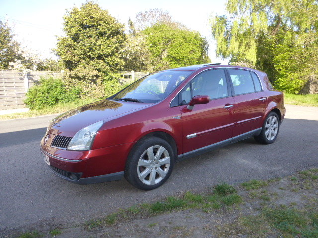 2002 Renault Vel Statis Initiale 3.5  V6 Automatic For Sale (picture 2 of 6)
