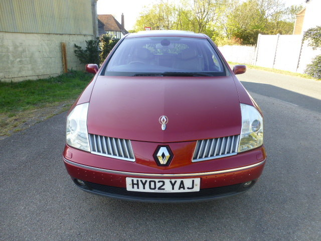 2002 Renault Vel Statis Initiale 3.5  V6 Automatic For Sale (picture 3 of 6)
