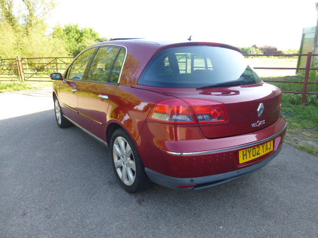 2002 Renault Vel Statis Initiale 3.5  V6 Automatic For Sale (picture 4 of 6)