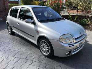 Renault Clio 172 - 12mths MOT & One Previous Owner