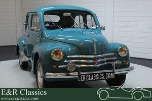 1960 Renault 4CV  Restored