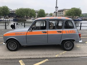 Renault 4 GTL with 1.4L Gordini Engine - SOLD