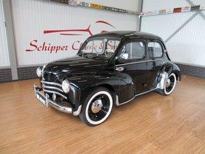 1955 Renault 4CV '' Cremeschnittchen ''