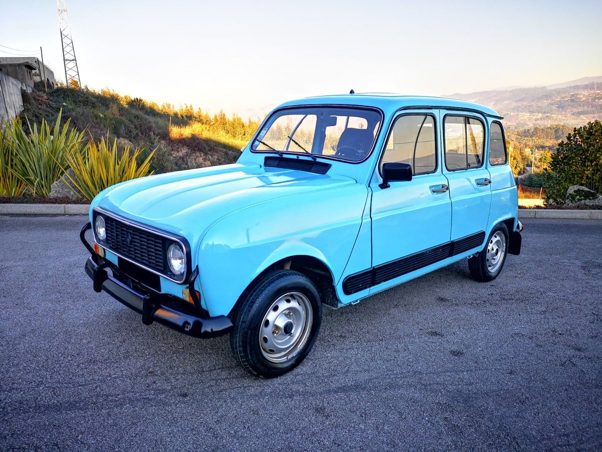 Renault 4GTL 1991 For Sale (picture 1 of 6)