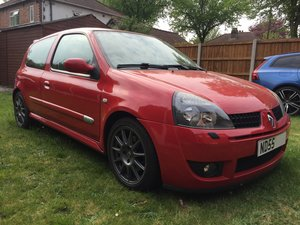Refurbished Original Renault Clio Trophy