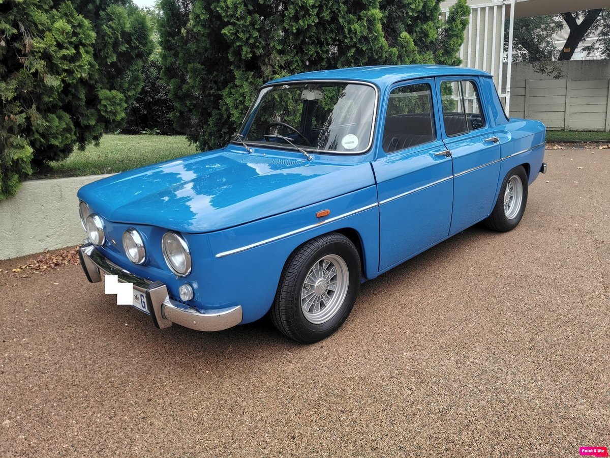 1970 *** Renault r8 gordini *** For Sale (picture 1 of 6)