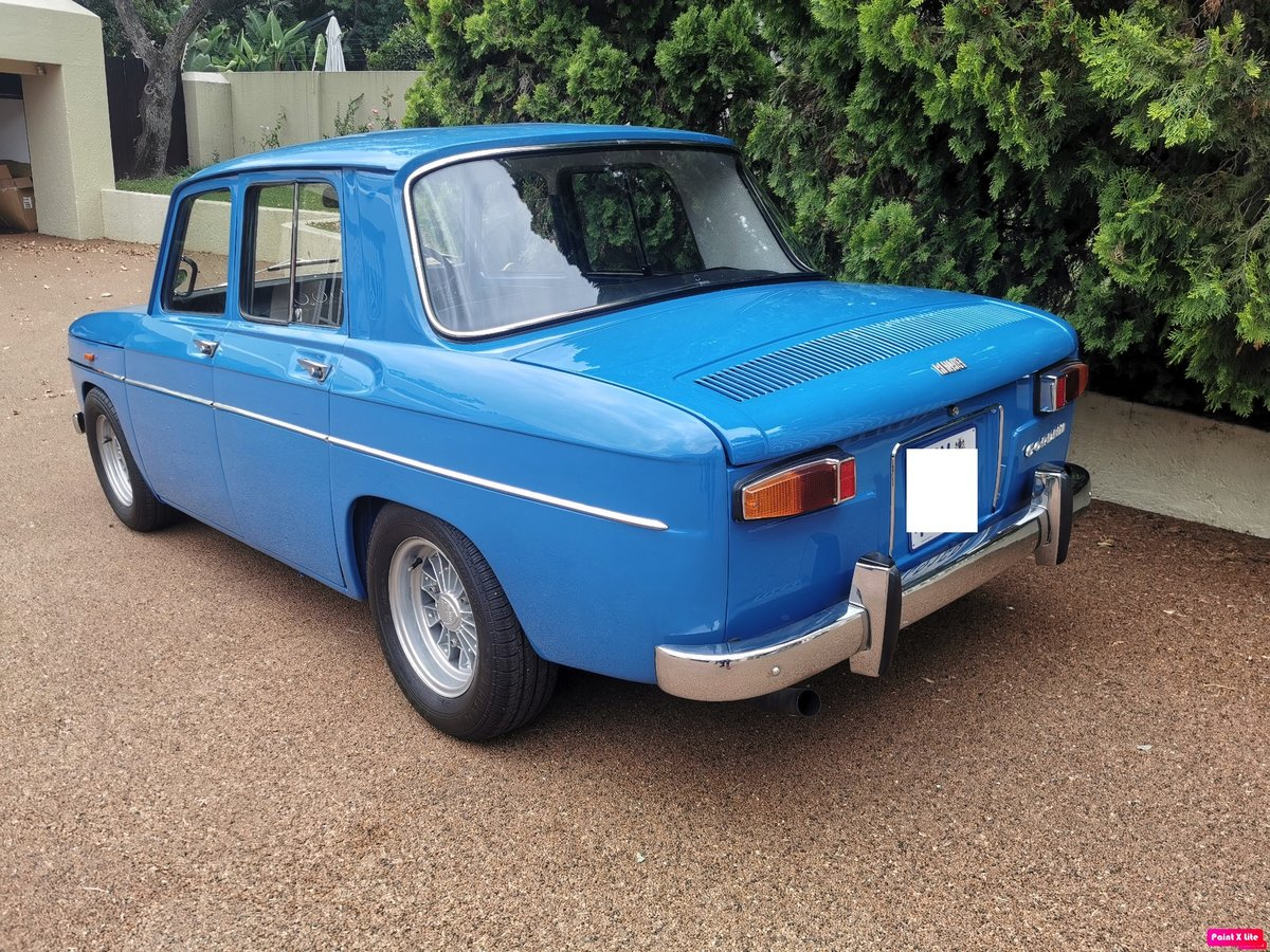 1970 *** Renault r8 gordini *** For Sale (picture 2 of 6)