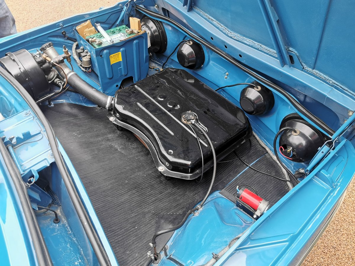1970 *** Renault r8 gordini *** For Sale (picture 3 of 6)