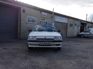 1988 Renault 11 - 11 month MOT
