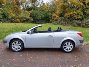 Renault Megane DCi Convertible.. Glass Roof.. Low Miles..FSH