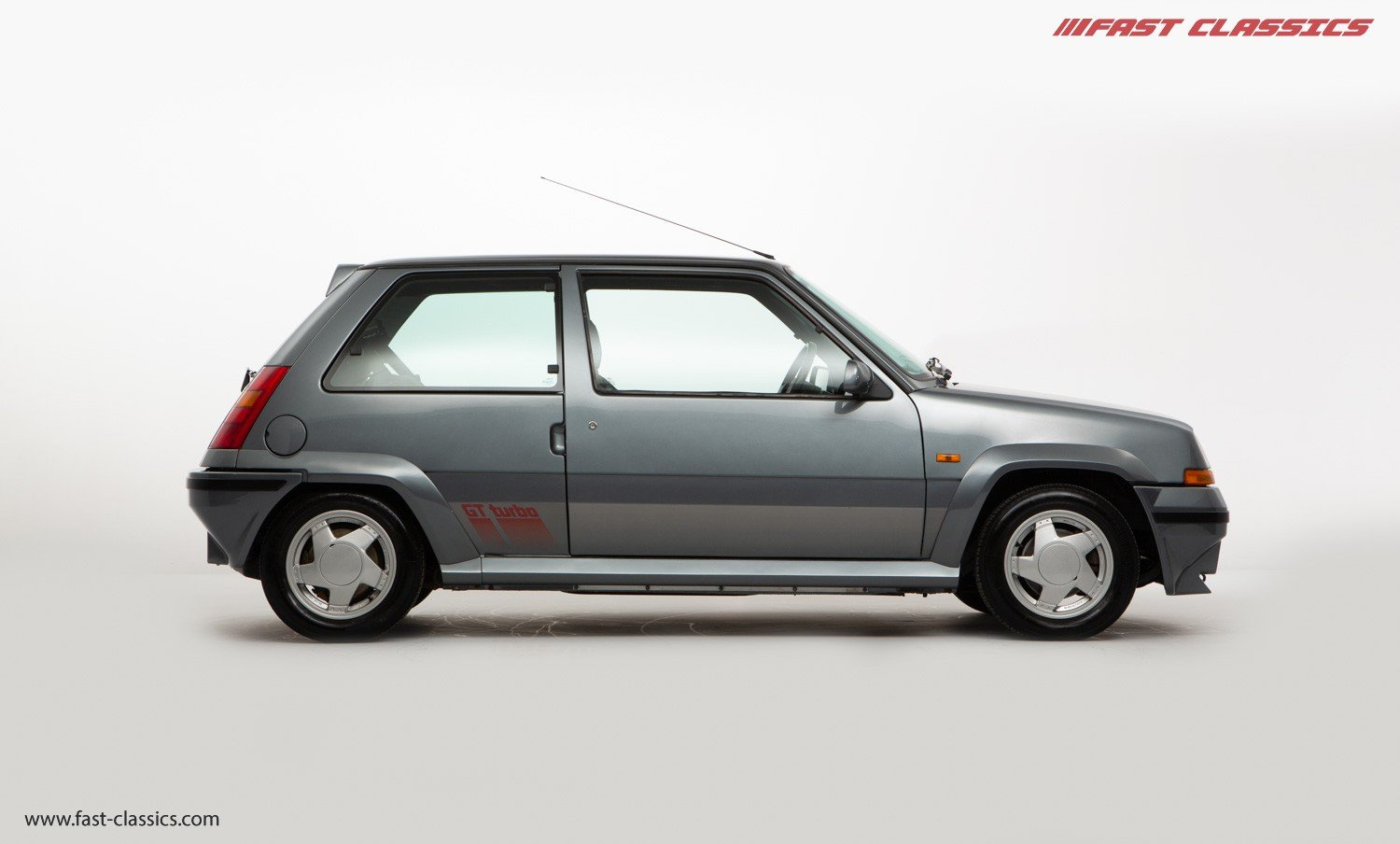 1991 RENAULT R5 GT TURBO // UK RHD // 50K MILES // LATE PRODUCTIO For Sale (picture 1 of 21)