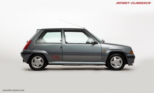 RENAULT R5 GT TURBO // UK RHD // 50K MILES // LATE PRODUCTIO
