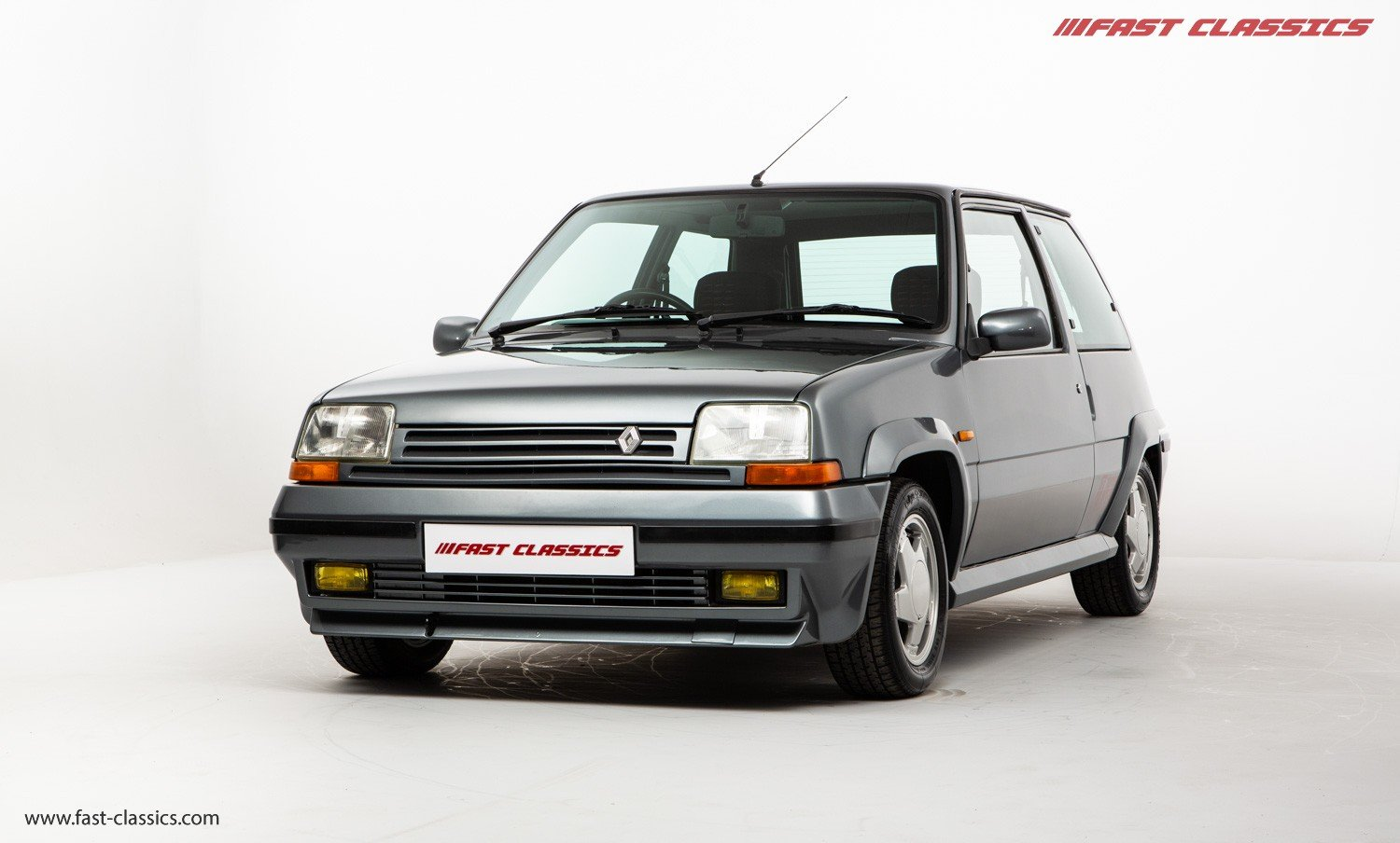 1991 RENAULT R5 GT TURBO // UK RHD // 50K MILES // LATE PRODUCTIO For Sale (picture 2 of 21)