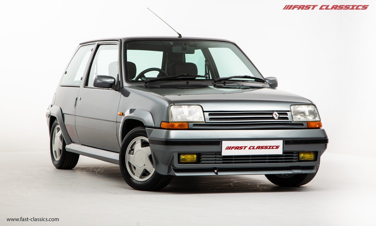 1991 RENAULT R5 GT TURBO // UK RHD // 50K MILES // LATE PRODUCTIO For Sale (picture 4 of 21)