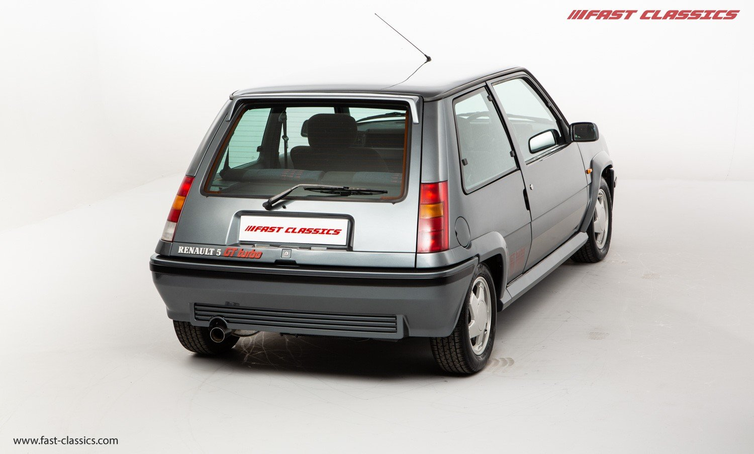 1991 RENAULT R5 GT TURBO // UK RHD // 50K MILES // LATE PRODUCTIO For Sale (picture 7 of 21)