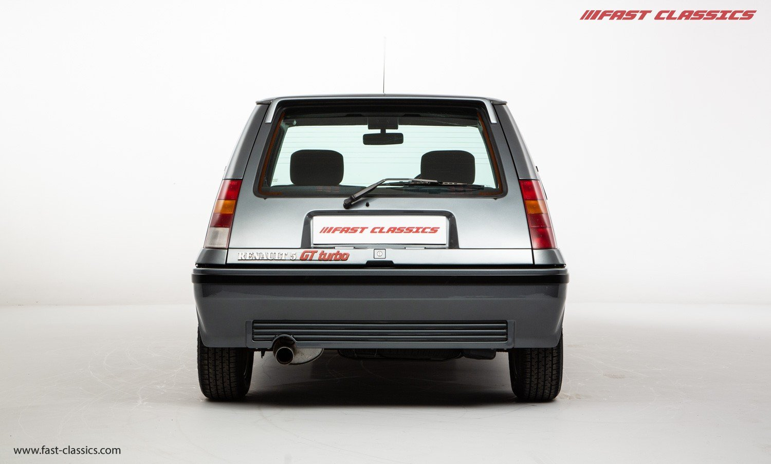 1991 RENAULT R5 GT TURBO // UK RHD // 50K MILES // LATE PRODUCTIO For Sale (picture 15 of 21)