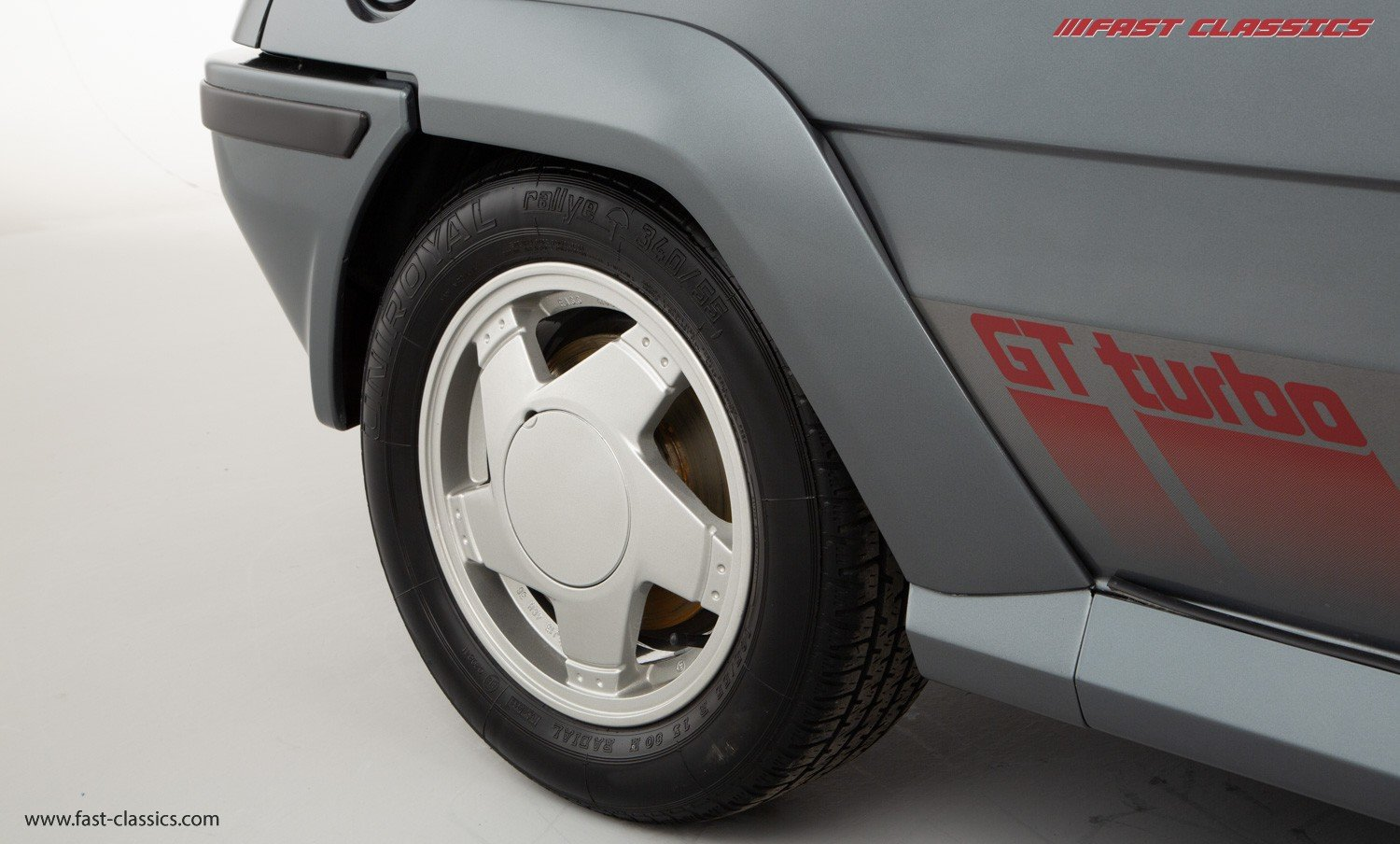 1991 RENAULT R5 GT TURBO // UK RHD // 50K MILES // LATE PRODUCTIO For Sale (picture 21 of 21)